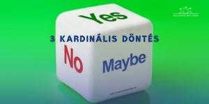 3 kardiánális döntés
